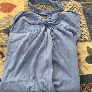 Abercrombie halter dress